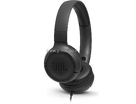 מתוחכם אוזניות JBL TUNE T500 | אוזניות חוט עם מיקרופון JBL TUNE 500 RW-45