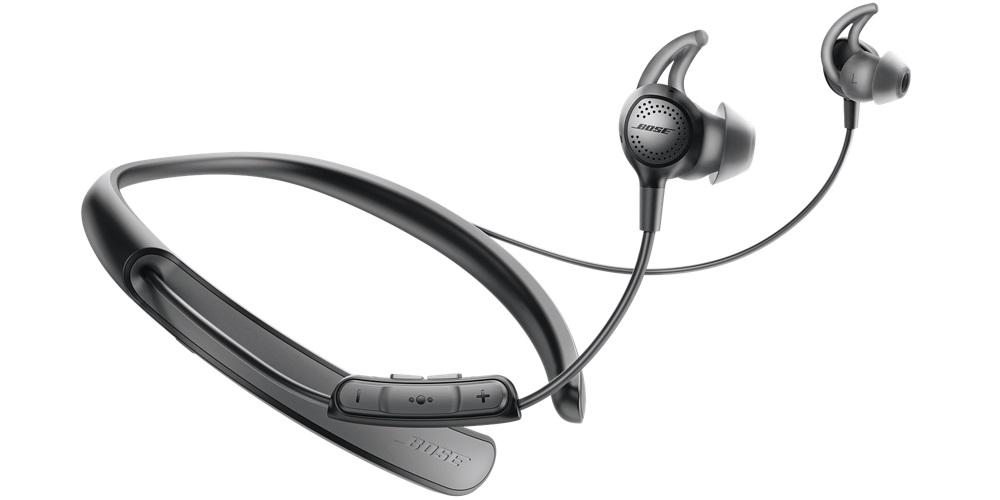 אולטרה מידי סקירה של אוזניות In Ear בוס Bose QC30 עם ביטול רעשים RA-36